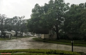AND MORE STINKING RAIN!